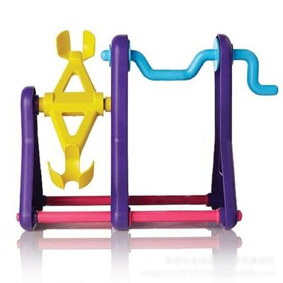 Baby Monkey Climbing seesaw Holder For Finger Monkey Jungle Gym Interactive fingerling